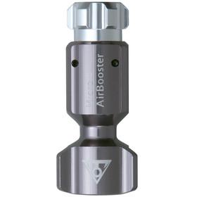 Topeak Micro AirBooster CO2-Pumppu 16g, silver